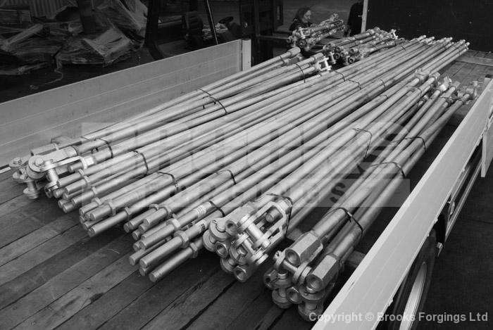 Tension System Components Photo Gallery