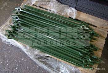 19 - Tent Pegs & Marquee Stakes