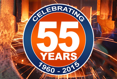 Brooks Forgings Celebrate 55TH Anniversary