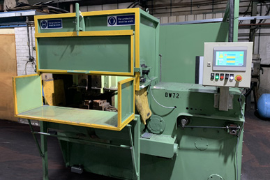 New Fully Automated Flash Butt Welding Machine Increases Capacity