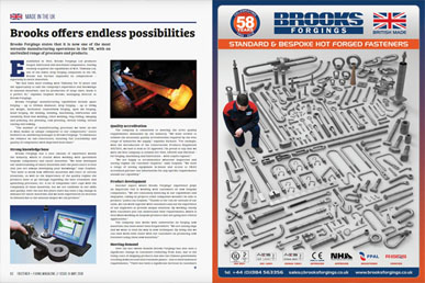 Fastener + Fixing Magazine Feature - May 2018
