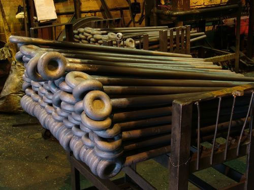 Forged Blanks & Usages Save Time and Energy