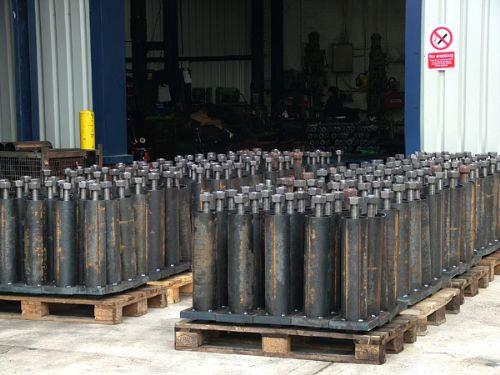 Supplying 50 TONNES of Foundation Bolts
