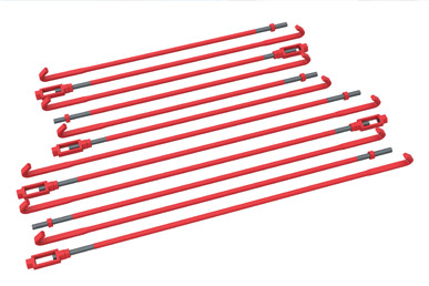 Bespoke Tension System Components - The Non Standard Specialists