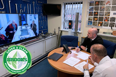 Video Conferencing Suite Increases Productivity & Reduces Carbon Footprint