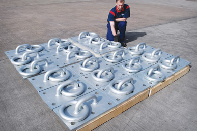 Monaco Heavy Duty Mooring Rings